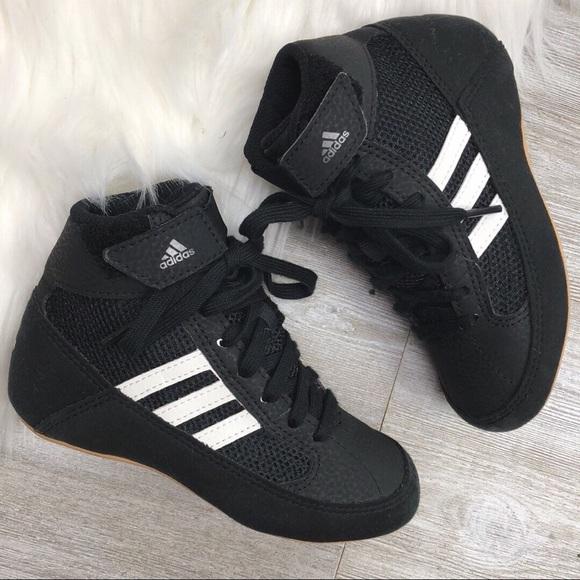 quality design e44ea 196a0 adidas Other - Adidas Wrestling HVC sneaker toddler boys